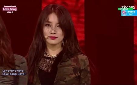 miss a歌曲mv_「视频」Miss A《Love Song》现场版演唱视频 人气歌谣 Miss A韩语歌曲 ...